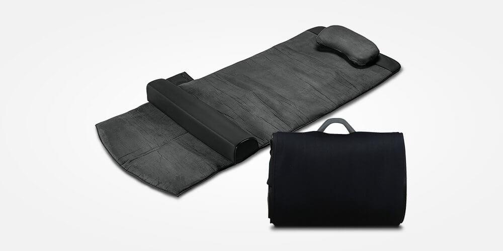چهار محصول ماساژ خانگی برای خلاصی از درد پشت میز نشینی