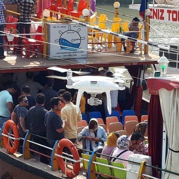 ایونت منتورینگ جزیره کارآفرینی در کشتی